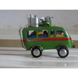 Taxi Brousse Aluminium